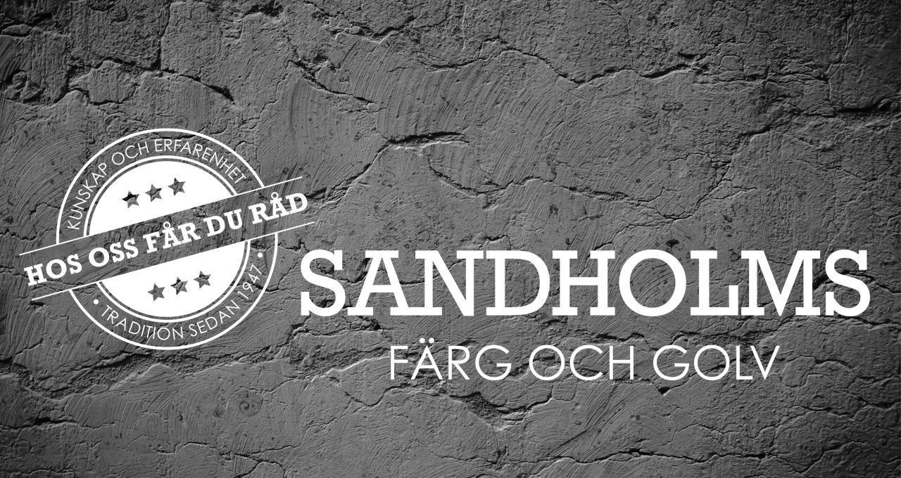 Hem   sandholms fÄrg & golv